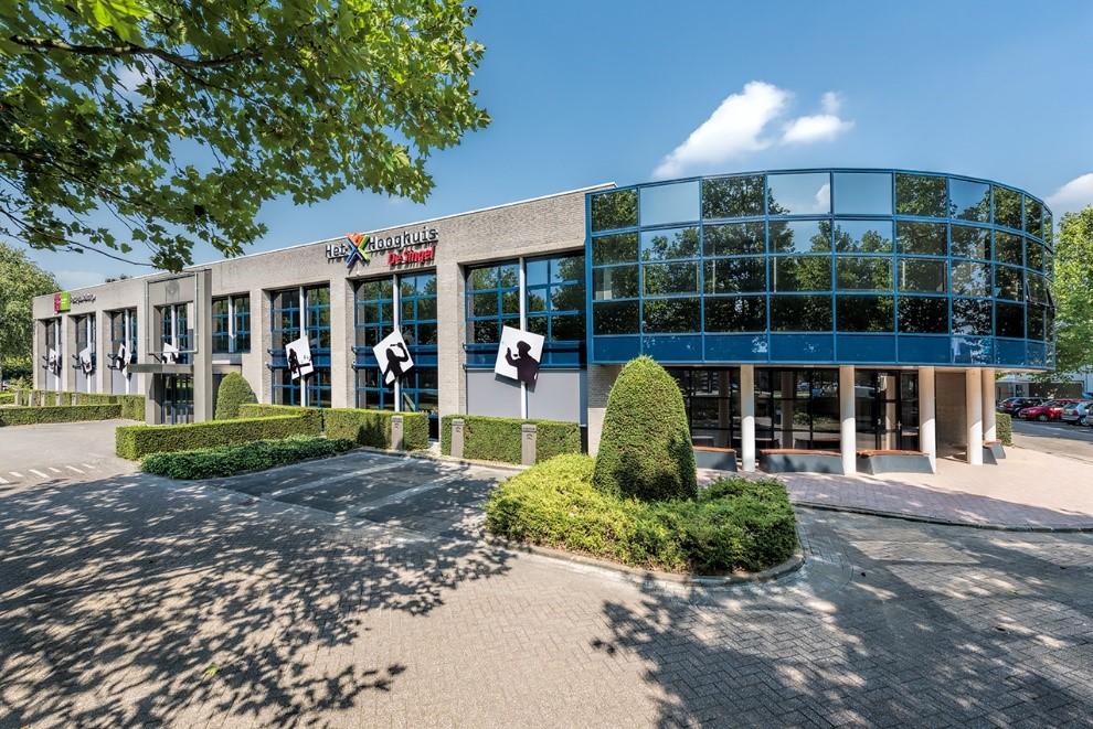 Foto nieuw gebouw Hooghuis_de Singel
